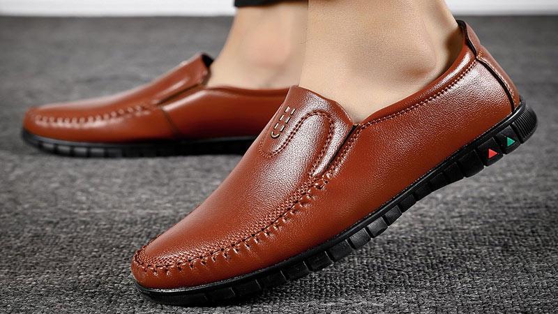 آشنایی با نحوه شناسایی کفش چرم مصنوعی یا اصل